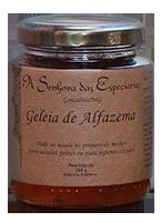 Pote de geleia de alfazema de A Senhora das Especiarias em Gonçalves MG.
