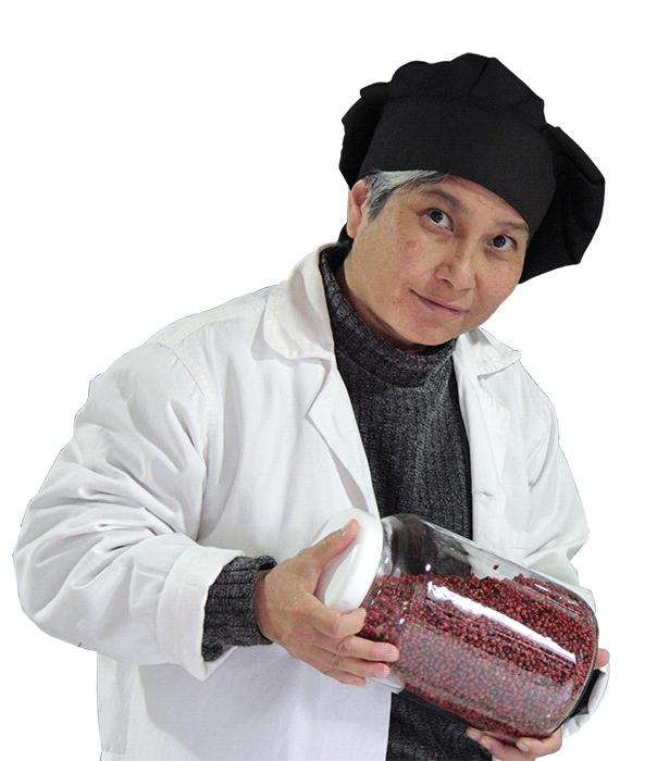 Fernanda Kurebayashi, proprietária de A Senhora das Especiarias em Gonçalves MG.